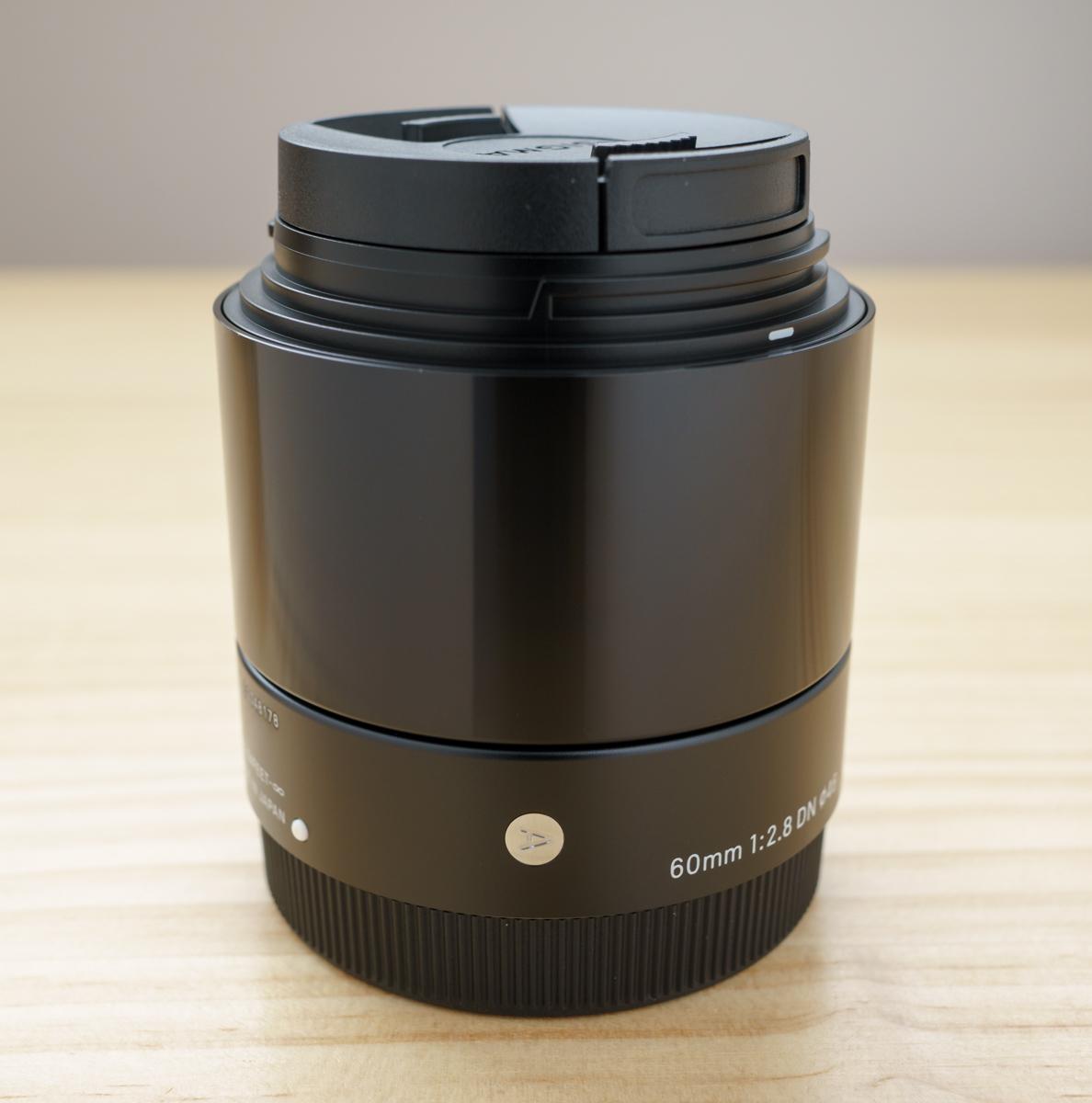 安いのにツァイス並みに良く写るSIGMA Art 60mm F2.8 DN SONY 開封編