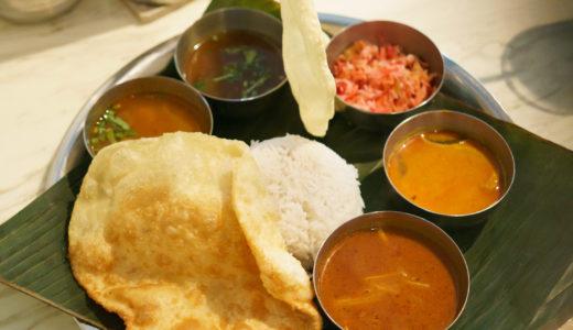 【孤独のグルメ8第9話】御茶ノ水の南インドのカレー定食「三燈舎」サントーシャの絶品ミールスを堪能